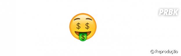 Significado dos emojis: dinheiro