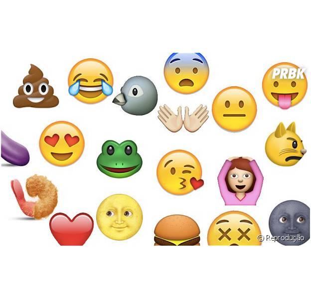 Descubra o verdadeiro significado dos novos emojis de carinhas lançados para iPhone!