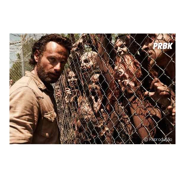 """Série """"The Walking Dead"""" tem sua 7ª temporada confirmada!"""