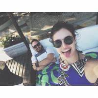 """Agatha Moreira, da """"Dança dos Famosos 2015"""", comemora três anos com o namorado Pedro Nicoll. Awn!"""