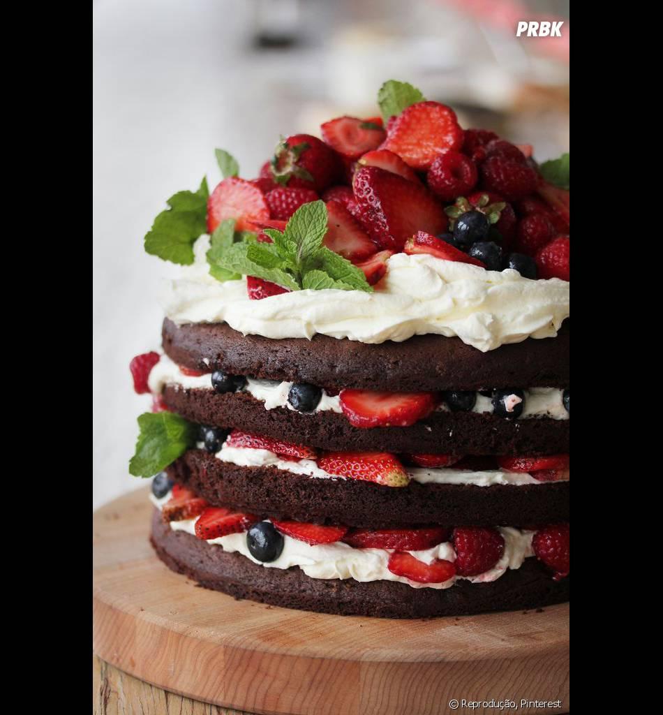 Pin em Bolos e tortas Dani Noce