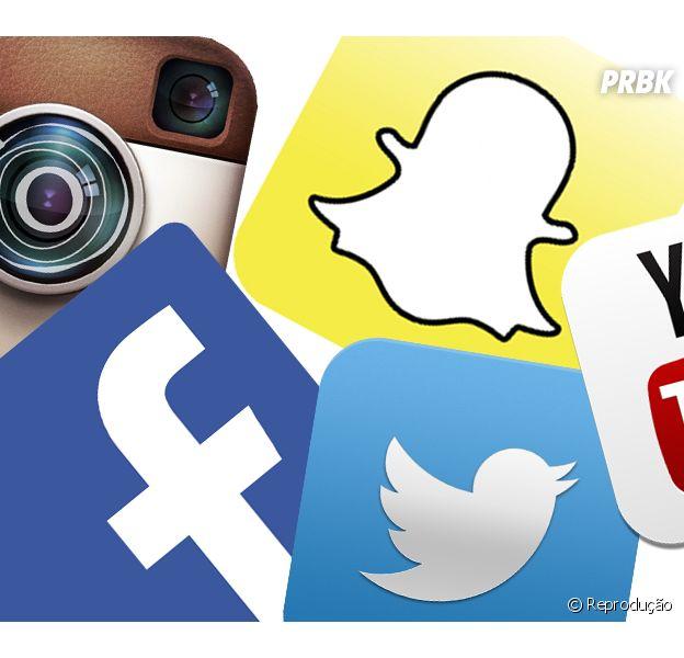 Facebook, Snapchat, Instagram, Youtube e Twitter: as grandes novidades das redes sociais em 2015!