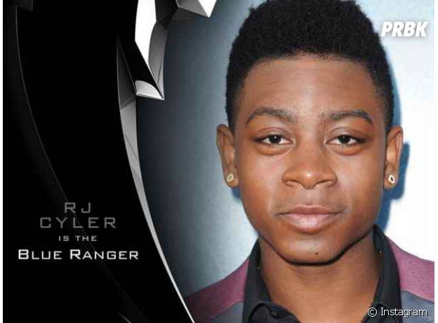 "RJ Cyler vai interpretar o Ranger Azul em ""Power Rangers"""