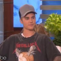 Justin Bieber fala sobre fotos pelado que vazaram na internet no programa da Ellen DeGeneres!