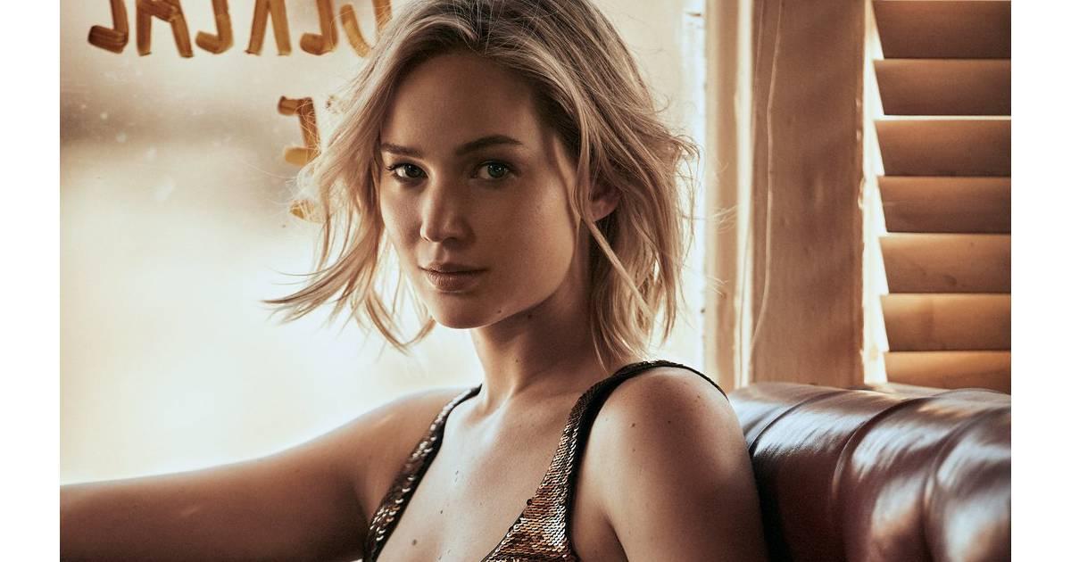 Jennifer Lawrence, estrela de Jogos Vorazes, relembra