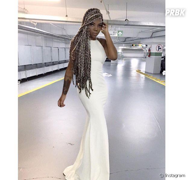 Ludmilla adere ao estilo box braids e ganha elogios de fãs