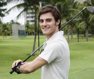 """O atual galã de """"Malhação"""" é o ator Hugo Bonemer. O ator interpreta o bonitão Martin na 21ª temporada da novela teen"""