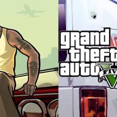 """GTA: """"San Andreas"""" ou """"GTA 5""""? Qual é o melhor game da série da Rockstar?"""