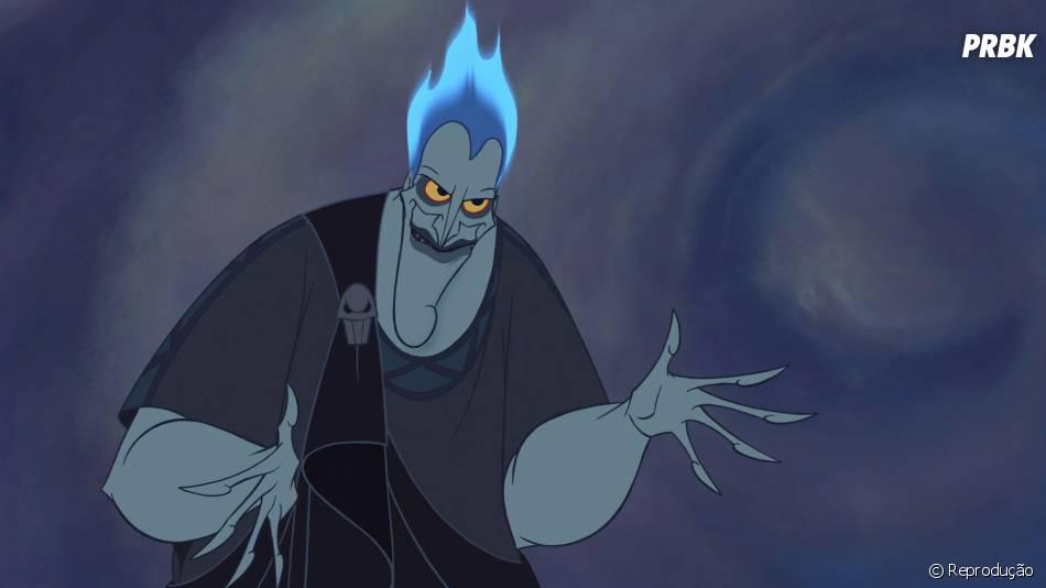 """Se Hércules vai aparecer em """"Once Upon a Time"""", é bem capaz que Hades, o Deus do mundo inferior e dos mortos, também dê as caras na série"""