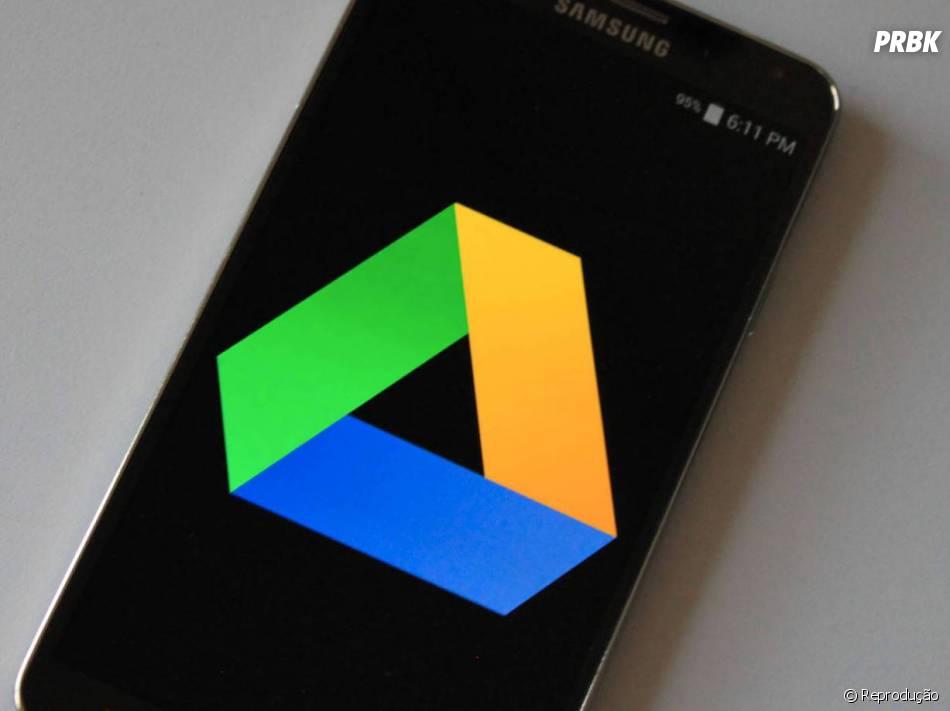 Google anunciou uma atualização bem útil para o Drive, seu app de guardar arquivos na nuvem