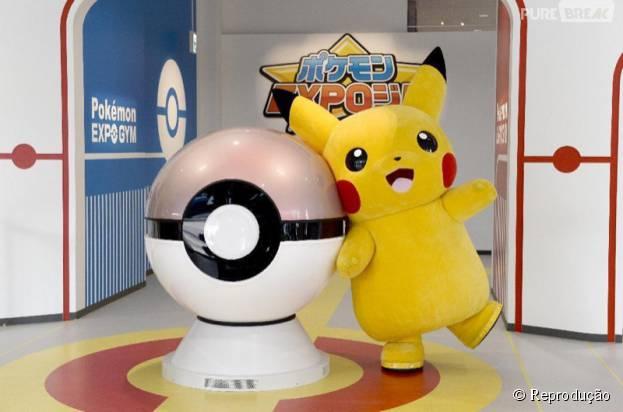 """Inagurada a loja """"Pokémon Expo Gym"""" em Osaka, Japão"""