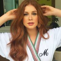 """Marina Ruy Barbosa viaja a Nova York para torcer por """"Império"""" no Emmy Internacional"""
