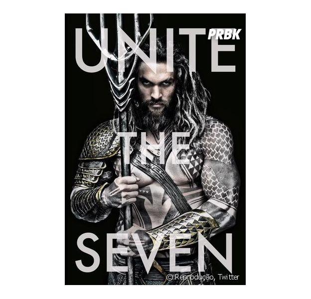 """Filme """"Aquaman"""" tem revelações divulgadas, e segundo site, vilão será o meio-irmão do herói"""