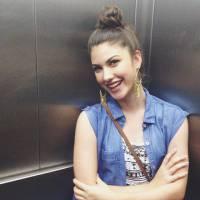Giovanna Grigio se aproxima da marca de 1 milhão de seguidores no Instagram