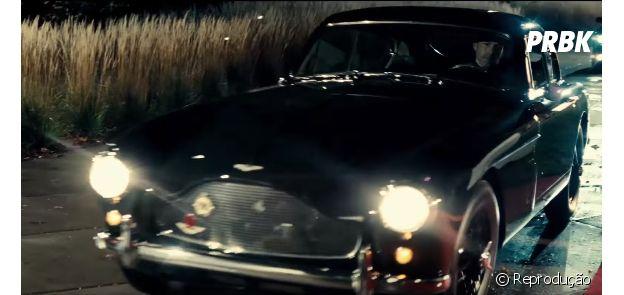 """Como Ben Affleck coube nesse carrinho, no trailer de """"Batman Vs Superman: A Origem da Justiça""""?"""