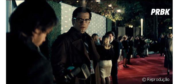 """Clark Kent finge não saber quem é Bruce Wayne, no trailer de """"Batman Vs Superman: A Origem da Justiça""""?"""