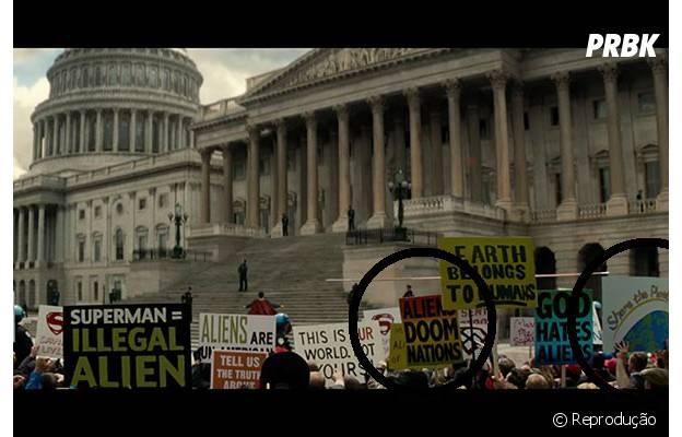 """O protesto no trailer de """"Batman Vs Superman: A Origem da Justiça"""" não faz sentido"""
