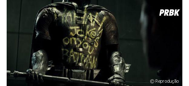 """Coringa pode estar em """"Batman Vs Superman: A Origem da Justiça"""""""