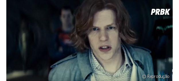 """O Superman está presente quando o Lex Luthor dá vida ao Apocalipse, no trailer de """"Batman Vs Superman: A Origem da Justiça"""""""
