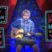 Ed Sheeran faz show surpresa com ingressos por dois dólares, mas quase nenhum fã aparece! OMG!