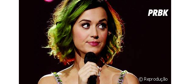 Katy Perry bitch face