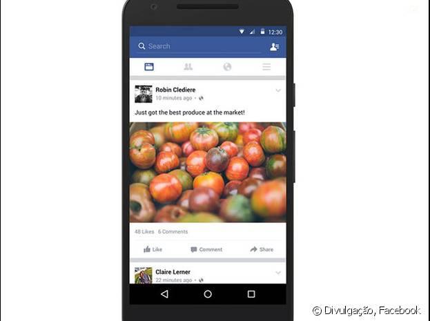Facebook vai liberar a atualização com funções offline gradativamente nos próximos dias!