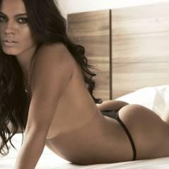 """Letícia Lima, a Alisson de """"A Regra do Jogo"""", faz topless em ensaio sensual para a revista Trip"""