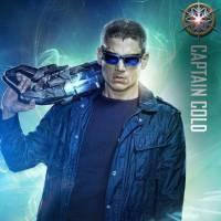 """Em """"Legends of Tomorrow"""": na 1ª temporada, Capitão Frio e mais nas imagens individuais!"""