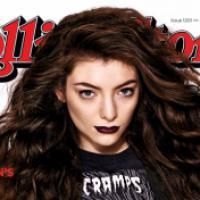 """Lorde é capa da revista """"Rolling Stone"""": """"A garota que quebra as regras"""""""