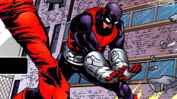"Em ""The Flash"": Geomancer (Adam Stafford) promete atormentar a vida de Barry (Grant Gustin)!"