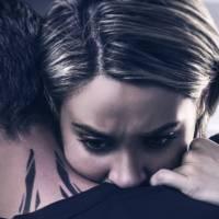 """De """"Convergente"""": Tris (Shailene Woodley) e Quatro (Theo James) se abraçam em novos cartazes. Veja!"""