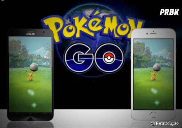 """O lançamento de """"Pokémon GO!"""" está sendo muito esperado pelos fãs"""