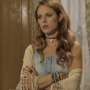 """Novela """"Além do Tempo"""": Melissa (Paolla Oliveira) descobre que Lívia pode ser sua irmã!"""