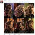 Harry Styles, do One Direction, tem fãs assumidos das suas madeixas. Uau!