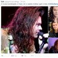 Inveja do cabelo do Harry Styles? Acontece nas melhores famílias...