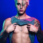 """Justin Bieber pelado? Cantor do hit """"Sorry"""" faz piada sobre nudes e comenta polêmica em Bora Bora!"""