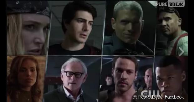 """Em """"Legends of Tomorrow"""": """"Star Wars"""" vira referência em novo vídeo!"""