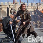 """Filme """"Assassin's Creed"""": novas imagens de Michael Fassbender como Callum e Aguilar"""