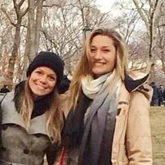 Sasha, filha de Xuxa, curte férias nos Estados Unidos com as amigas