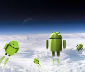 Curiosidades de Android: funciona no espaço