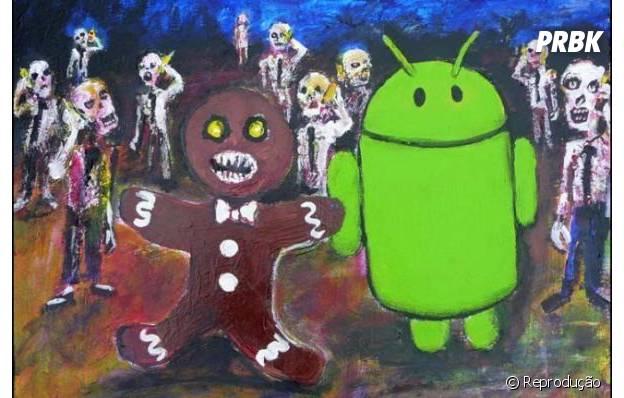 Curiosidades de Android: demoníaco
