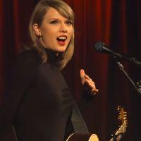 """Taylor Swift brinca sobre ser uma """"maníaca dos encontros"""" e faz versão incrível do hit """"Blank Space"""""""