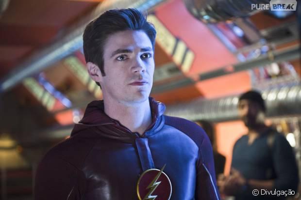 """Em """"The Flash"""", Barry (Grant Gustin) encara novo vilão no primeiro episódio de 2016!"""