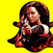 """Como Katniss de """"Jogos Vorazes"""" e Ciça de """"Malhação"""", veja 10 personagens que deveriam ter Snapchat!"""