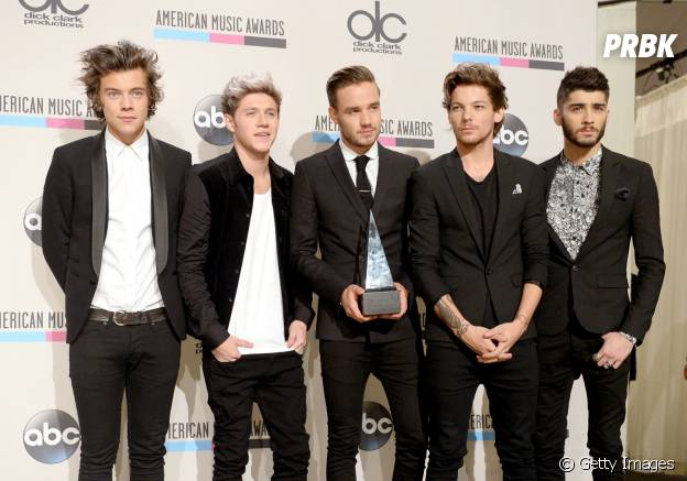 One Direction e sua evolução em cinco anos