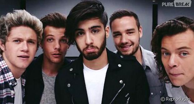 One Direction e a mudança da banda até agora