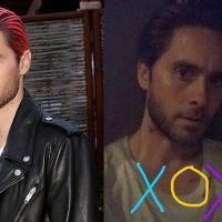 """Jared Leto, após """"Esquadrão Suicida"""", abandona cabelo rosa e mostra novo visual no Snapchat!"""