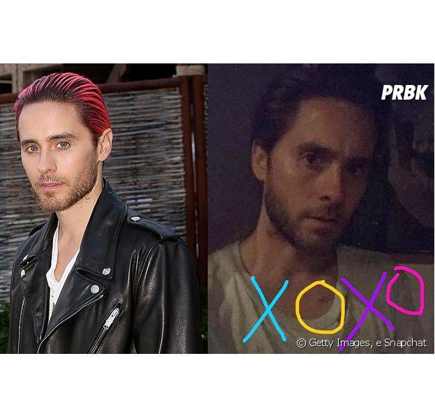 """Após """"Esquadrão Suicida"""", Jared Leto abandona cabelo colorido"""