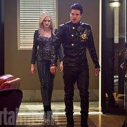 """Em """"The Flash"""": na 2ª temporada, Nevasca e Deathstorm da Terra-2 aparecem em fotos promocionais!"""