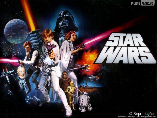 """""""Star Wars"""" fica entre as 25 senhas mais usadas no mundo"""